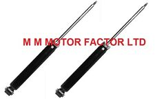 PEUGEOT 307 1.4 1.6 2.0 HDi (01-08) ALL MODELS REAR GAS SHOCK ABSORBERS PAIR