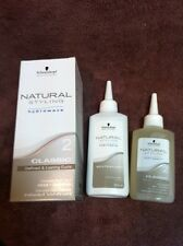 SCHWARZKOPF NATURAL STYING HYDROWAVE CLASSIC 2 COMPLETE PERM KIT - COLOURED HAIR