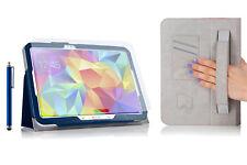 Custodia per Samsung Galaxy Tab S - 10.5''(T800) - Blu + Pennino + Pellicola