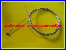 1 Cavo Frizione MOTO VESPA universale 1,9 mm. x 2,50 metri filo trasmissione