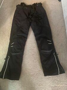 Alpinestars Motorcycle Textile Waterproof Gore-Tex MensLarge Trousers