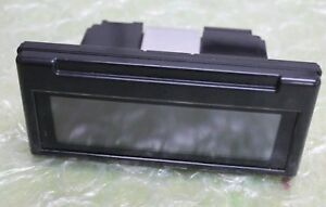 Original Volvo V50 S40 C30 Ordinateur de Bord Affichage Infotainment 30737809