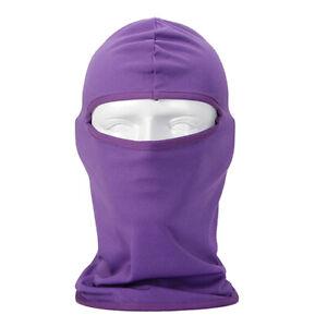 1/2PCS Balaclava Full Face Mask Windproof Ski Masks Hat Tactical Hood Motorcycle