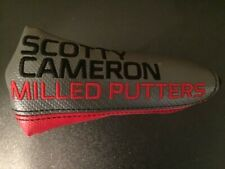 Scotty Cameron 2016 Select Newport BLADE Style Putter Head Cover Titleist NEW
