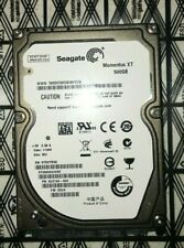 Seagate ST95005620AS Momentus XT 500GB 7200 RPM FW: SD24 with 126 Disney Movies