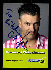 Bernhard Fleischmann Autogrammkarte Original Signiert # BC 76848