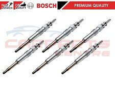 FOR BMW 1 2 4 4 5 SERIES N47 ENGINE GENUINE BOSCH DIESEL GLOW PLUGS SET OF 6