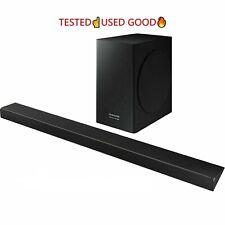 Samsung HW-Q60R 360W 5.1-Channel Soundbar System Wireless Subwoofer USED☝☝☝