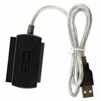 Cable de Adaptador USB 2.0 a IDE SATA S-ATA/2.5/3.5 I4Y5