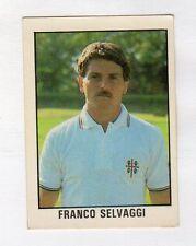 figurina CALCIO FLASH 1982 NUMERO 82 CAGLIARI SELVAGGI