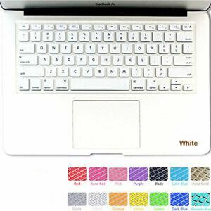 "Keyboard Skin Film For Apple Macbook Pro 13"" 15"" Retina Air 11"" Fashion Slim New"