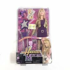 Disney New In Box Hannah Montana Lifestyle with Styling Station Doll N03-3