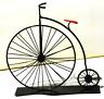 Vintage iron bike model Creative Desktop ornament Decorations gift bicycle model