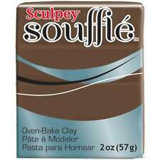 Sculpey Souffle Clay 2oz Cowboy 715891605370
