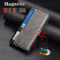 For Xiaomi Mi 10T 10 Pro Lite 5G Magnetic Leather Flip Wallet Stand Case Cover