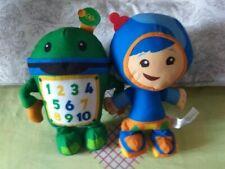 "Team Umizoomi Bot Peluche 9"" Muñeca Regalo Fisher"