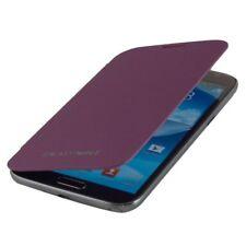 Lila LT Flip Cover für Samsung Galaxy Note 2 N7100 Slim Hülle Etui Case