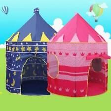 Children Tent Prince Castle Soft Folding House Pool Ocean Baby Playpen Tent O3