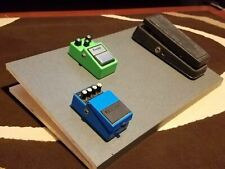 Guitar Effect Pedalboard Setup Pedal Board 12 x18 Solid Plywood & Laminated top