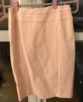BRAND NEW w/ tags White House Black Market Cameo Rose Stretch Pencil Skirt  8