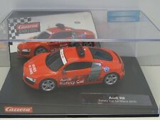 Carrera 27385 Evolution Slot Car Audi R8 Safety Car Le Mans 2010  M. 1:32