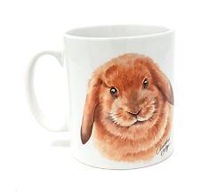 Diseñador Christine VARLEY Country conejo hecho en el RU Calidad