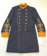 Civil War Confererate Reproduction Frock Coat