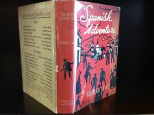 Norman Lewis - SPANISH ADVENTURE - 1st ed in jacket of author's 1st book!
