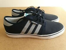 Mens mans Addidas trainers size uk 11 seeley woven b27610  brand with 3 stripes
