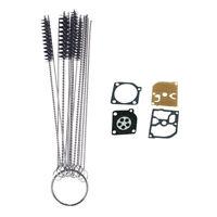 Cleaning Brush Repair Gasket Kit For STIHL MS210 MS230 MS250 Rep Zama Carb Set