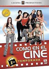 Como en el Cine - Primera Temporada (DVD, 2008, 8-Disc Set)