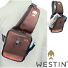 Westin W3 STREET SLING Lure fishing Tackle bag Small portable great quality