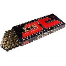 JT x1r 520 X-Ring Catena Chain rafforzato clip oro 118g KXF KTM EXC 125 350 450