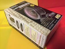 RAYNOX HDP-2800ES 0.28x Fisheye Lens 37 43 52 mm JVC GZ-MG275/GZ-MG255/GZ-MG505/