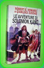 NARRATIVA NORD N.109 LE AVVENTURE SOLOMON KANE- R.HOWARD -GL ZUDDAS-ED.NORD 1992