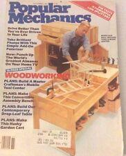 Popular Mechanics Magazine Doing Woodworking November 1982 073117nonrh