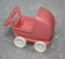 "Playmobil Puppenhaus  "" Kinderwagen Rosa  ""  Top zustand (5300 / 5305 )"