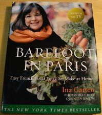 NEW Barefoot Contessa in Paris by Ina Garten Hardcover Book