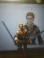 Hasbro Star Wars The Black Series Cal Kestis Toy 6-inch Scale Star Wars Jedi:...