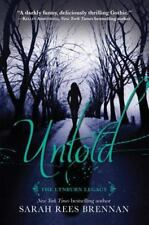The Lynburn Legacy: Untold Bk. 2 by Sarah Rees Brennan (2014, Paperback)