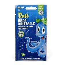 (1,67/100g) Tinti Badekristalle Blau 60 g