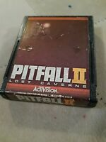 Pitfall II: Lost Caverns by Activision 4 Atari 2600 ▪︎ CART ONLY ▪︎ FREE SHIP▪︎