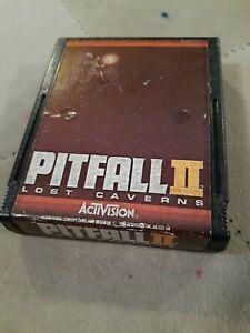 Pitfall II: Lost Caverns by Activision 4 Atari 2600 ▪︎ CART ONLY ▪︎ FREE SHIP▪︎