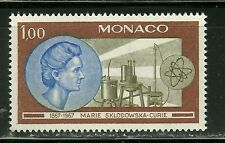 MONACO MINT NEVER HINGED NH # 673