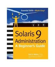 """Solaris 9 Administration: A Beginner''s Guide"""