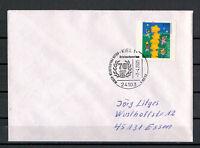 BRD, SSt Kiel - 70 Jahre Kieler Philatelisten Verein 07.04.2001