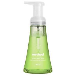 Method Foaming Hand Wash, Green Tea & Aloe, 300 ml