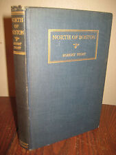 2nd Edition NORTH OF BOSTON Robert Frost POETRY 5th Printing POEMS Classic