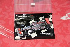 Minichamps 1/43 McLaren Mercedes MP4/21 K. Räikkönen 2006 Raikkonen