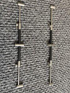 Set Century Steve Neville  Carbon 3 Rod Adjustable Buzz Bars